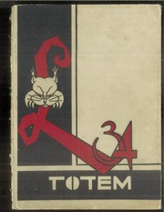 Page 1, 1934 Edition, Lincoln High School - Totem Yearbook (Seattle, WA) online yearbook collection