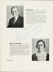 Page 12, 1934 Edition, Lincoln High School - Totem Yearbook (Seattle, WA) online yearbook collection