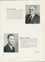 Page 13, 1934 Edition, Lincoln High School - Totem Yearbook (Seattle, WA) online yearbook collection