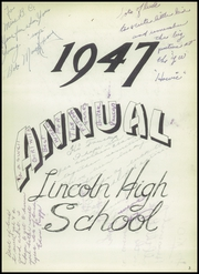 Page 7, 1947 Edition, Lincoln High School - Totem Yearbook (Seattle, WA) online yearbook collection