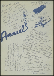 Page 3, 1948 Edition, Lincoln High School - Totem Yearbook (Seattle, WA) online yearbook collection