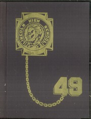 Lincoln High School - Totem Yearbook (Seattle, WA) online yearbook collection, 1949 Edition, Page 1