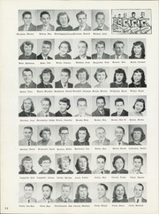 Page 56, 1952 Edition, Lincoln High School - Totem Yearbook (Seattle, WA) online yearbook collection