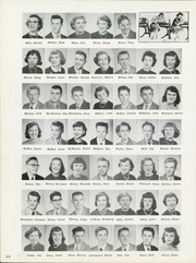 Page 62, 1952 Edition, Lincoln High School - Totem Yearbook (Seattle, WA) online yearbook collection