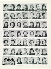 Page 63, 1952 Edition, Lincoln High School - Totem Yearbook (Seattle, WA) online yearbook collection