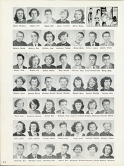 Page 64, 1952 Edition, Lincoln High School - Totem Yearbook (Seattle, WA) online yearbook collection