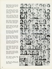 Page 68, 1952 Edition, Lincoln High School - Totem Yearbook (Seattle, WA) online yearbook collection