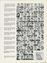 Page 69, 1952 Edition, Lincoln High School - Totem Yearbook (Seattle, WA) online yearbook collection