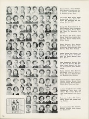Page 70, 1952 Edition, Lincoln High School - Totem Yearbook (Seattle, WA) online yearbook collection