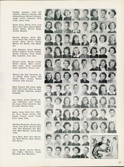 Page 71, 1952 Edition, Lincoln High School - Totem Yearbook (Seattle, WA) online yearbook collection