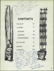 Page 13, 1954 Edition, Lincoln High School - Totem Yearbook (Seattle, WA) online yearbook collection