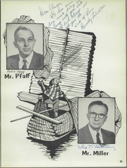 Page 15, 1954 Edition, Lincoln High School - Totem Yearbook (Seattle, WA) online yearbook collection