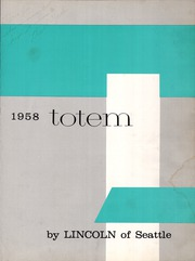 Page 7, 1958 Edition, Lincoln High School - Totem Yearbook (Seattle, WA) online yearbook collection