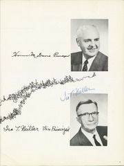 Page 9, 1959 Edition, Lincoln High School - Totem Yearbook (Seattle, WA) online yearbook collection