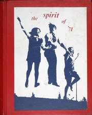 1971 Edition, Washington High School - Spirit Yearbook (Tacoma, WA)