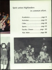 Page 13, 1966 Edition, Shadle Park High School - Sporran Yearbook (Spokane, WA) online yearbook collection