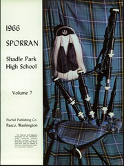 Page 3, 1966 Edition, Shadle Park High School - Sporran Yearbook (Spokane, WA) online yearbook collection