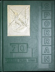 1970 Edition, Shadle Park High School - Sporran Yearbook (Spokane, WA)