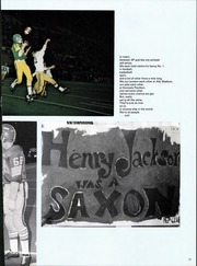 Page 15, 1972 Edition, Shadle Park High School - Sporran Yearbook (Spokane, WA) online yearbook collection