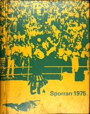 1975 Edition, Shadle Park High School - Sporran Yearbook (Spokane, WA)