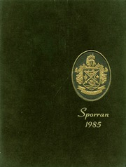 1985 Edition, Shadle Park High School - Sporran Yearbook (Spokane, WA)