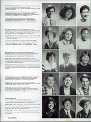 Page 36, 1986 Edition, Mercer Island High School - ISLA Yearbook (Mercer Island, WA) online yearbook collection