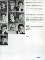 Page 47, 1986 Edition, Mercer Island High School - ISLA Yearbook (Mercer Island, WA) online yearbook collection
