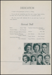 Page 9, 1942 Edition, North Kitsap High School - Viking Yearbook (Poulsbo, WA) online yearbook collection
