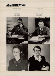 Page 10, 1949 Edition, North Kitsap High School - Viking Yearbook (Poulsbo, WA) online yearbook collection