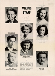 Page 9, 1949 Edition, North Kitsap High School - Viking Yearbook (Poulsbo, WA) online yearbook collection