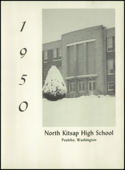 Page 7, 1950 Edition, North Kitsap High School - Viking Yearbook (Poulsbo, WA) online yearbook collection
