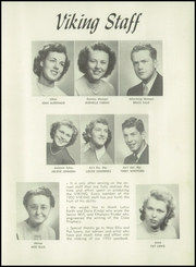 Page 9, 1950 Edition, North Kitsap High School - Viking Yearbook (Poulsbo, WA) online yearbook collection