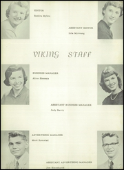Page 10, 1958 Edition, North Kitsap High School - Viking Yearbook (Poulsbo, WA) online yearbook collection