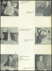 Page 15, 1958 Edition, North Kitsap High School - Viking Yearbook (Poulsbo, WA) online yearbook collection