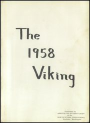 Page 5, 1958 Edition, North Kitsap High School - Viking Yearbook (Poulsbo, WA) online yearbook collection