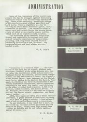 Page 11, 1956 Edition, Medical Lake High School - Cardinal Yearbook (Medical Lake, WA) online yearbook collection