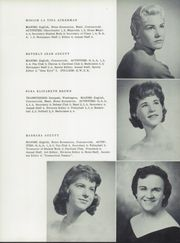 Page 15, 1958 Edition, Medical Lake High School - Cardinal Yearbook (Medical Lake, WA) online yearbook collection