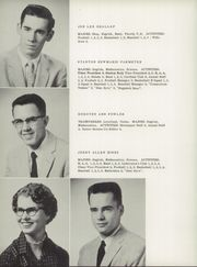 Page 16, 1958 Edition, Medical Lake High School - Cardinal Yearbook (Medical Lake, WA) online yearbook collection