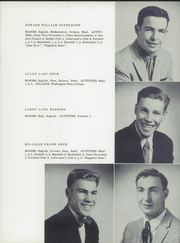 Page 17, 1958 Edition, Medical Lake High School - Cardinal Yearbook (Medical Lake, WA) online yearbook collection