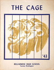 1943 Edition, Bellarmine High School - Cage Yearbook (Tacoma, WA)