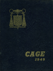 1949 Edition, Bellarmine High School - Cage Yearbook (Tacoma, WA)