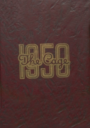 1950 Edition, Bellarmine High School - Cage Yearbook (Tacoma, WA)