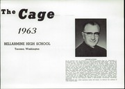 Page 5, 1963 Edition, Bellarmine High School - Cage Yearbook (Tacoma, WA) online yearbook collection