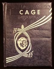 1965 Edition, Bellarmine High School - Cage Yearbook (Tacoma, WA)