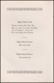 Page 12, 1915 Edition, Everett High School - Nesika Yearbook (Everett, WA) online yearbook collection