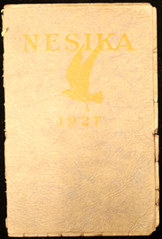 Page 1, 1927 Edition, Everett High School - Nesika Yearbook (Everett, WA) online yearbook collection