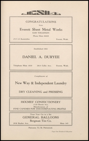 Page 163, 1929 Edition, Everett High School - Nesika Yearbook (Everett, WA) online yearbook collection