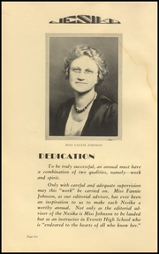 Page 10, 1931 Edition, Everett High School - Nesika Yearbook (Everett, WA) online yearbook collection