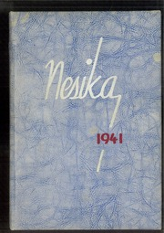 1941 Edition, Everett High School - Nesika Yearbook (Everett, WA)