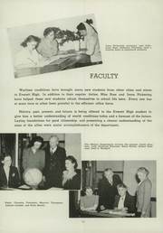 Page 14, 1944 Edition, Everett High School - Nesika Yearbook (Everett, WA) online yearbook collection